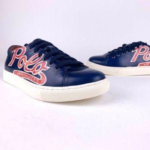 Polo Ralph Lauren Shoes - Jermain Calfskin Leather